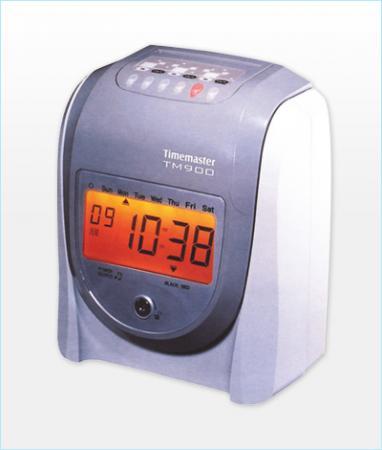 שעון נוכחות דגם CM-770