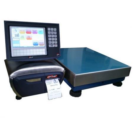 משקל עם משטח חיצוני Avery Berkel XM600
