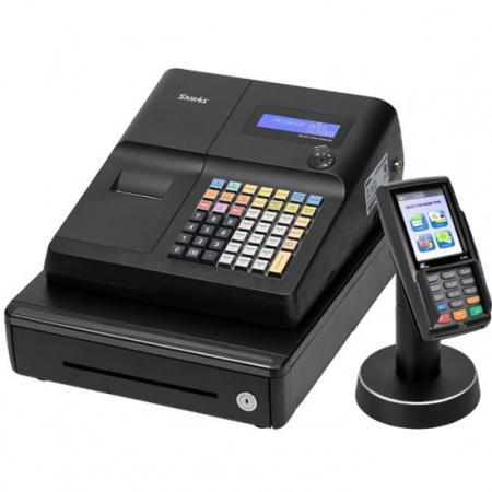קופה רושמת ER260 החדשה עם אשראי EMV