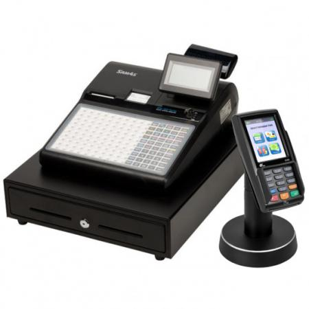 קופה רושמת דגם SPS340 עם אשראי EMV
